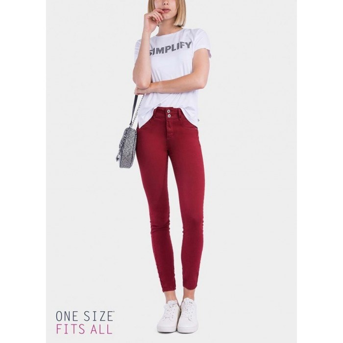 ONE_SIZE_DOUBLE_UP_23 Senhora - Jeans