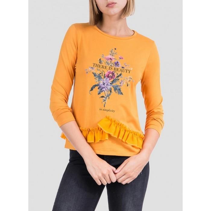 Rovigo Senhora - T-Shirt's L/S