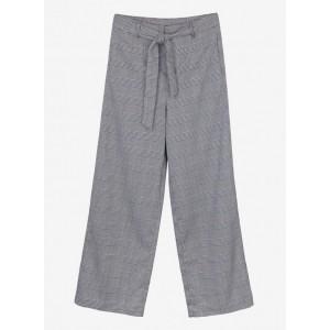 Pantalón de cuadros con camal ancho de Tiffosi