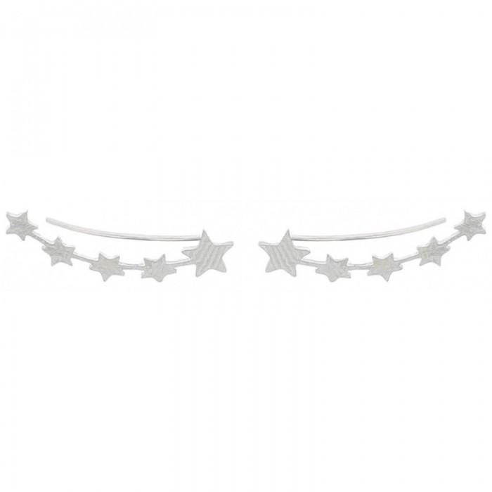 pendientes acero estrellas definicion