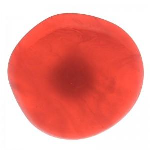 Anillo de gran círculo irregular en resina