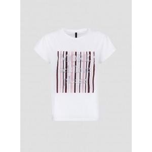 Camiseta de Tiffosi con la parte delante en relieve