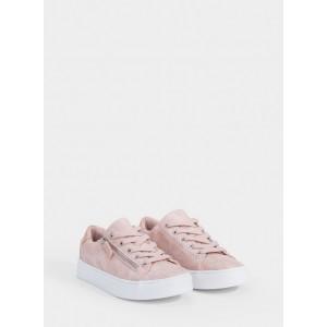 Zapatillas rosa con cremallera de Tiffosi