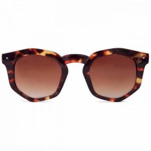 Gafas de sol con forma hexagonal de Charles Therapy