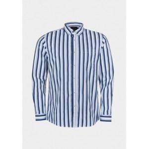 Camisa chico rayas verticales de Tiffosi modelo Lakeville