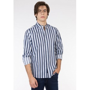 CAMISA CHICO RAYAS VERTICALES Lakeville