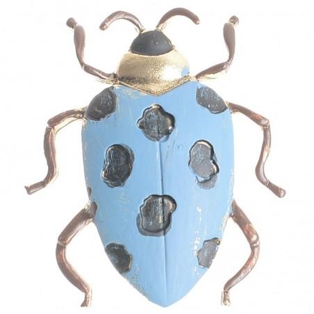 Broche insecto color mate