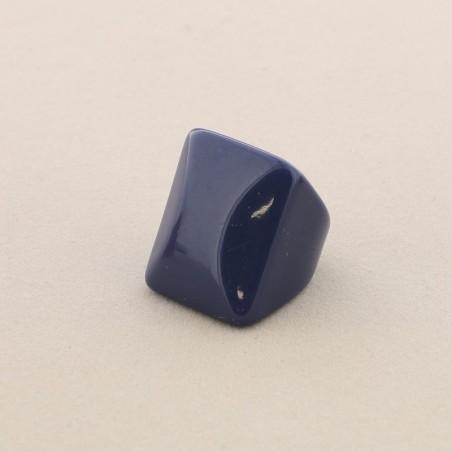 Anillo rectangular resina