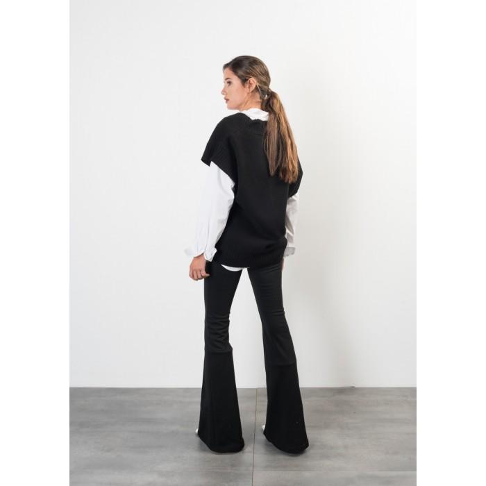 Pantalon de punto roma