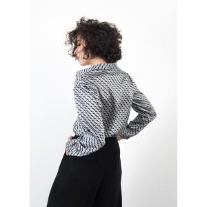 Camisa dibujos geométricos