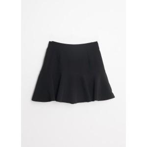 Mini falda volante
