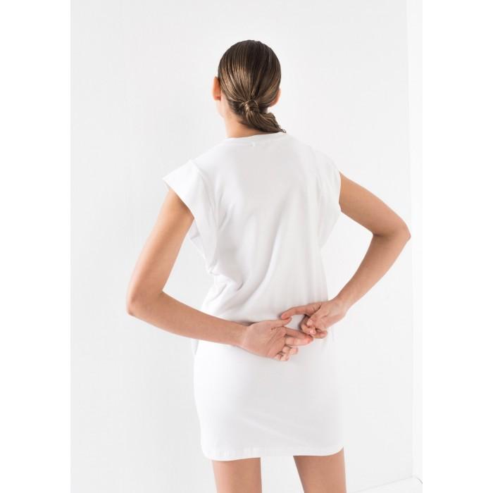 Vestido deportivo de algodón