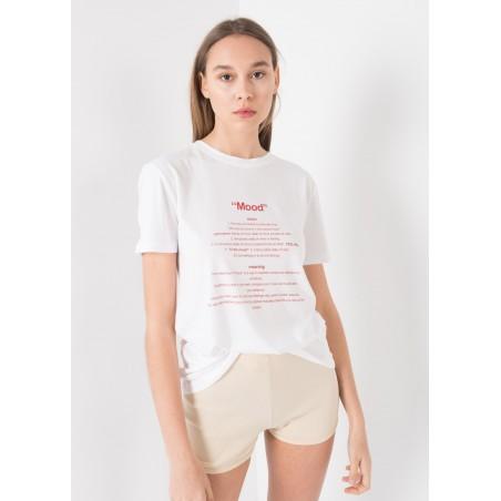 Camiseta basica con frases
